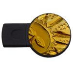 sun USB Flash Drive Round (4 GB)