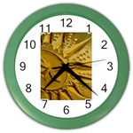 sun Color Wall Clock