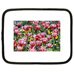 flowers Netbook Case (Large)