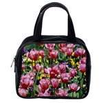 flowers Classic Handbag (One Side)