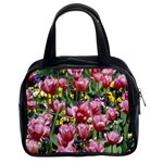 flowers Classic Handbag (Two Sides)