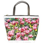 flowers Bucket Bag