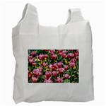 flowers Recycle Bag (Two Side)