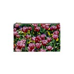 flowers Cosmetic Bag (Small)