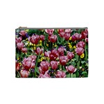 flowers Cosmetic Bag (Medium)