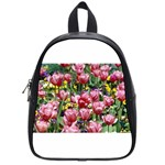 flowers School Bag (Small)