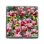 flowers Memory Card Reader (Square)