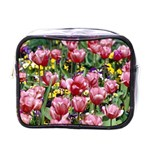 flowers Mini Toiletries Bag (One Side)