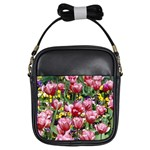 flowers Girls Sling Bag