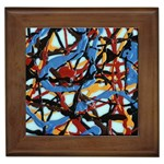 gloss-paint Framed Tile