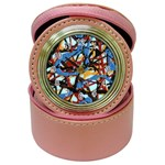 gloss-paint Jewelry Case Clock