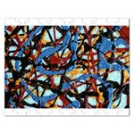 gloss-paint Jigsaw Puzzle (Rectangular)
