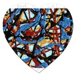 gloss-paint Jigsaw Puzzle (Heart)