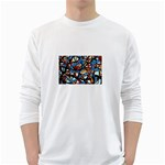 gloss-paint Long Sleeve T-Shirt
