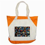 gloss-paint Accent Tote Bag