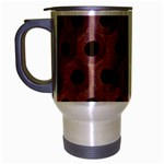 bee hives Travel Mug (Silver Gray)