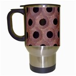 bee hives Travel Mug (White)
