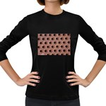 bee hives Women s Long Sleeve Dark T-Shirt