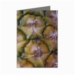 pineapple Mini Greeting Card