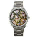 pineapple Sport Metal Watch