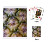 pineapple Playing Cards Single Design