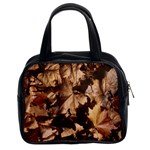 leaves Classic Handbag (Two Sides)