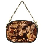 leaves Chain Purse (One Side)