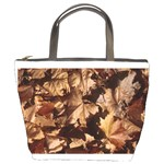 leaves Bucket Bag