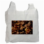 leaves Recycle Bag (Two Side)
