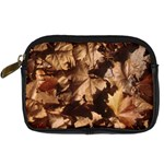 leaves Digital Camera Leather Case