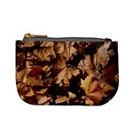 leaves Mini Coin Purse