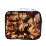 leaves Mini Toiletries Bag (One Side)