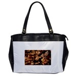 leaves Oversize Office Handbag (One Side)