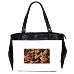 leaves Oversize Office Handbag (Two Sides)