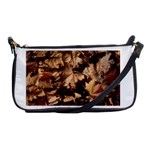 leaves Shoulder Clutch Bag