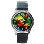 colours-h6w9 Round Metal Watch