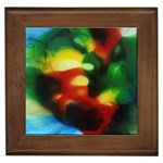 colours-h6w9 Framed Tile