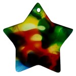 colours-h6w9 Ornament (Star)