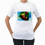 colours-h6w9 Women s T-Shirt