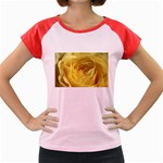 flower-07 Women s Cap Sleeve T-Shirt