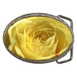 flower-07 Belt Buckle