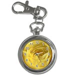 flower-07 Key Chain Watch