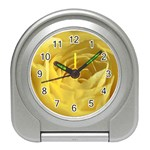 flower-07 Travel Alarm Clock