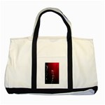 watermark2 Two Tone Tote Bag