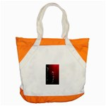 watermark2 Accent Tote Bag