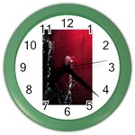 watermark2 Color Wall Clock