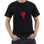watermark2 Black T-Shirt