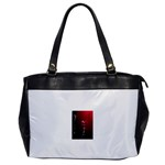 watermark2 Oversize Office Handbag (One Side)