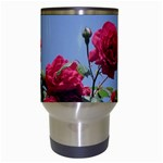 q Travel Mug (White) from ArtsNow.com Center
