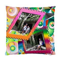 Cojin Tailan By Lydia   Standard Cushion Case (two Sides)   Lx32p0u29ip7   Www Artscow Com Back